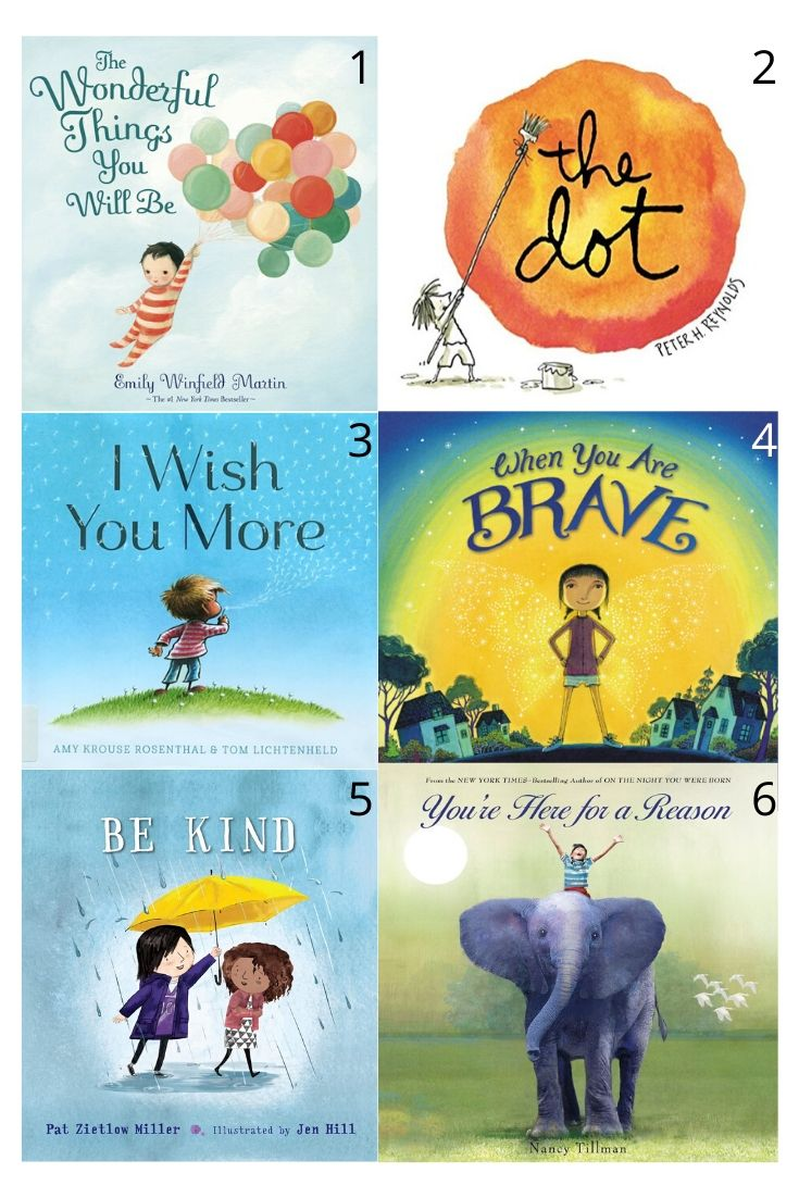 10+ Books to Empower & Inspire Montessori Toddlers