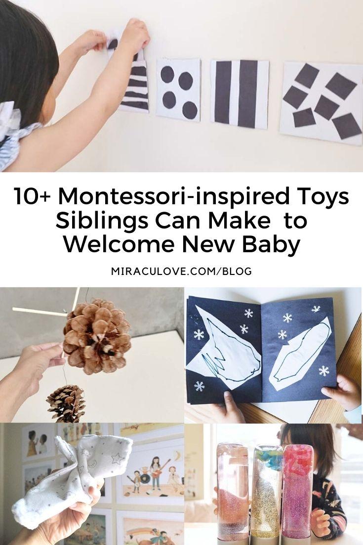 10 Easy Low-cost Baby Toys Toddler Siblings Can Help Make -Montessori-inspired-1