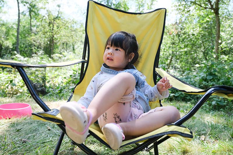 10+ Montessori-inspired Camping Activities for Toddlers
