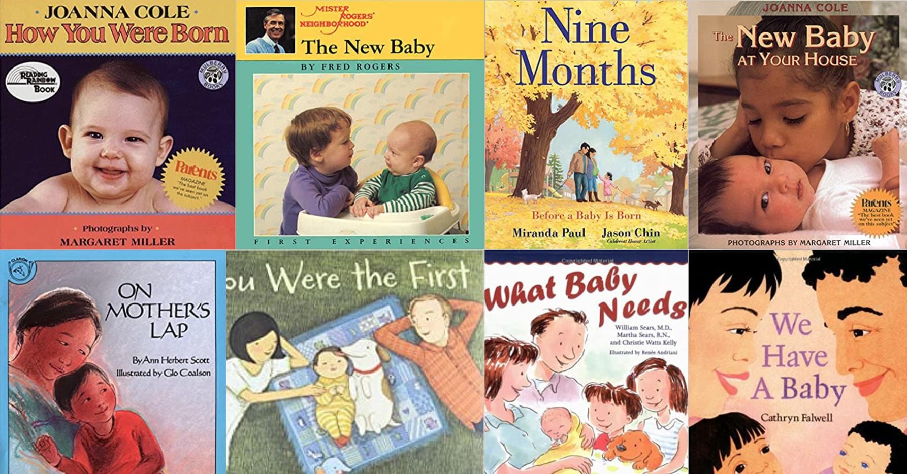 10+ Montessori-friendly Books to Prepare Elder Sibling for New Baby