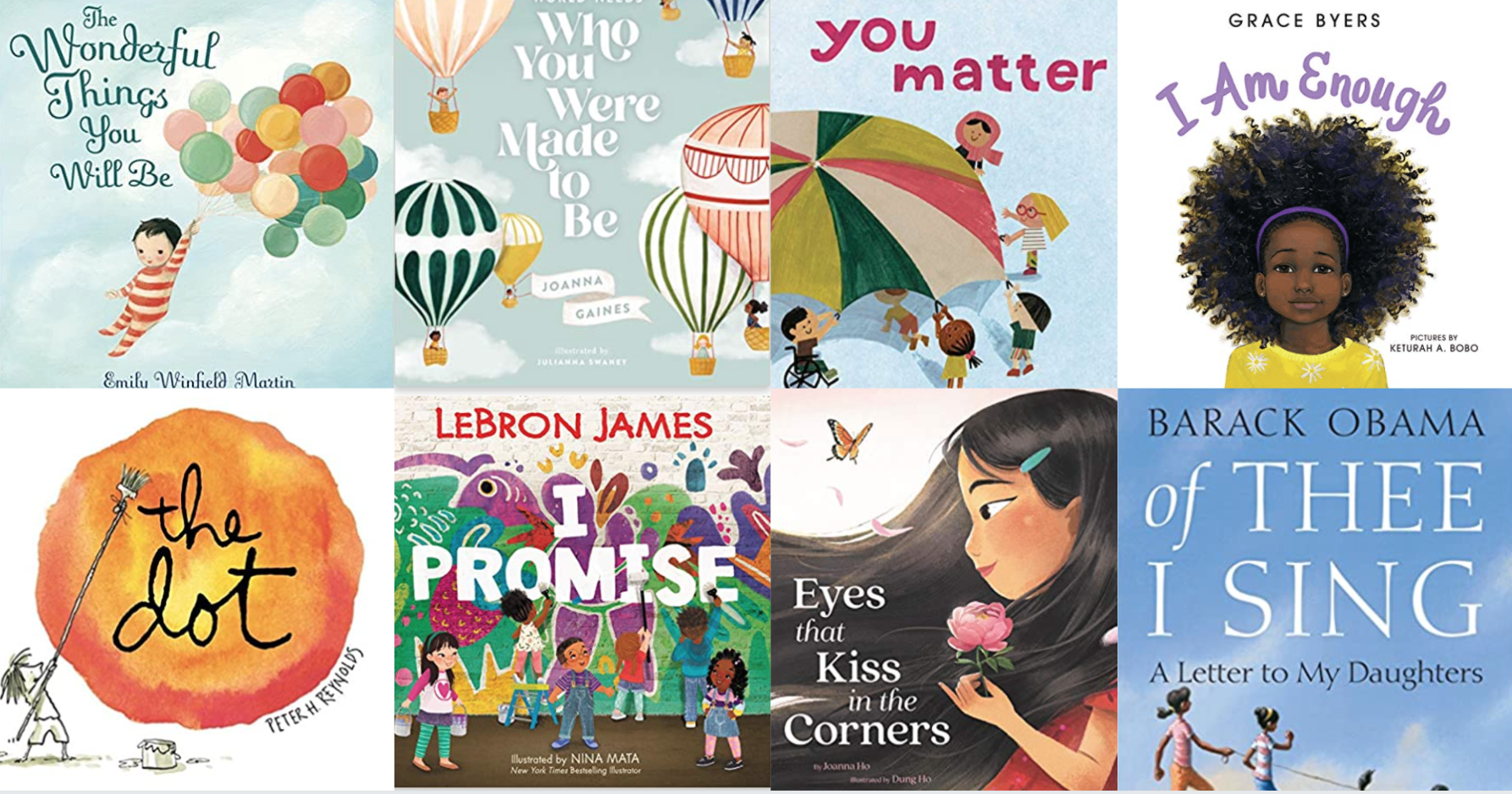 10+ Positive Affirmation Books to Empower Montessori Toddlers