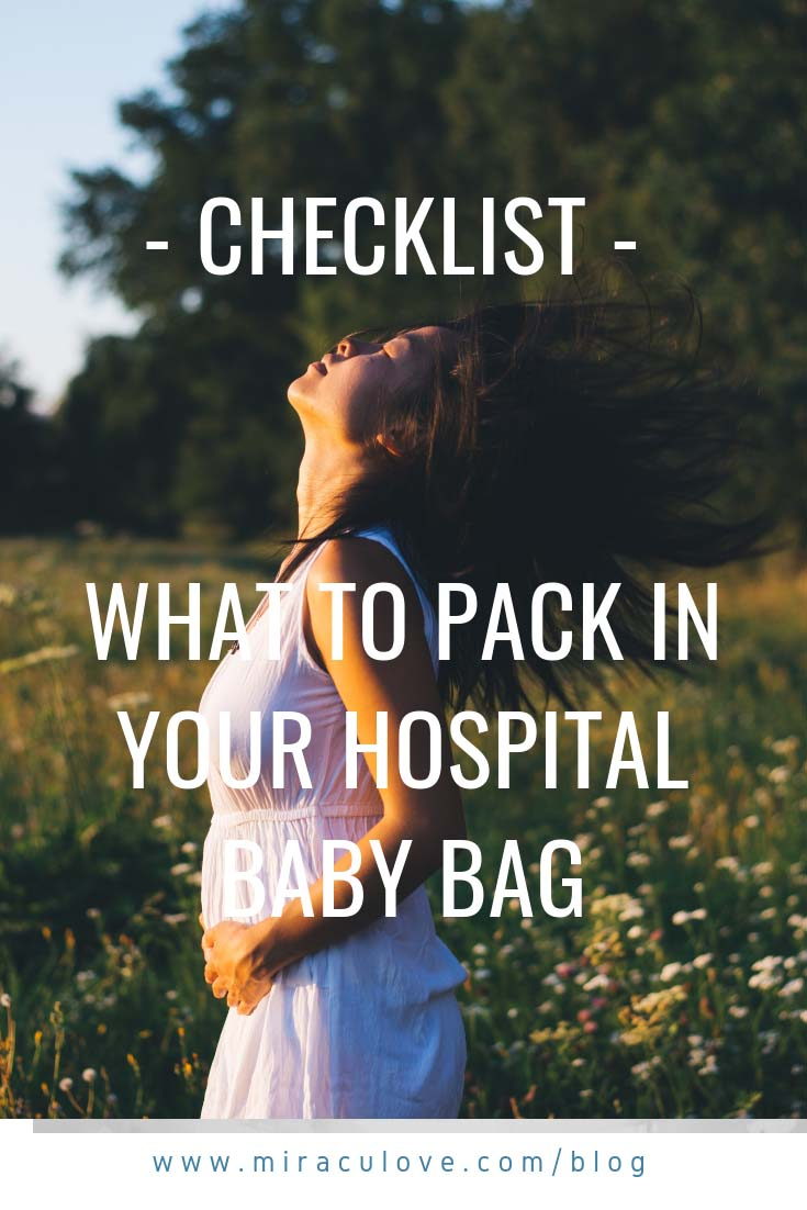 Motherhood Pregnancy What to Pack in Baby Hospital Bag Checklist Singapore and United States Mums