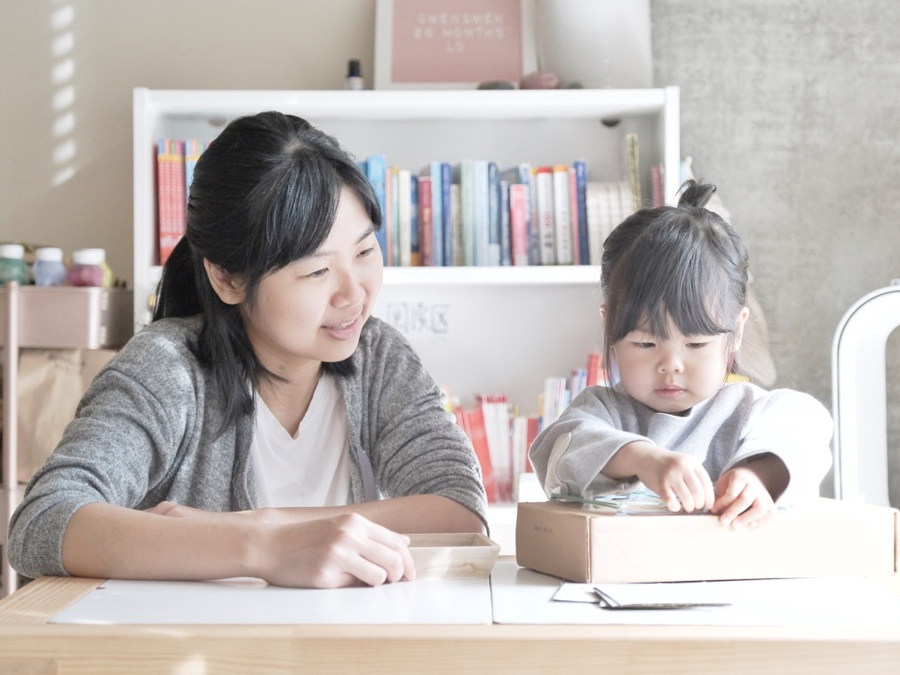 Teach by Teaching, Not By Correcting - The Montessori Way