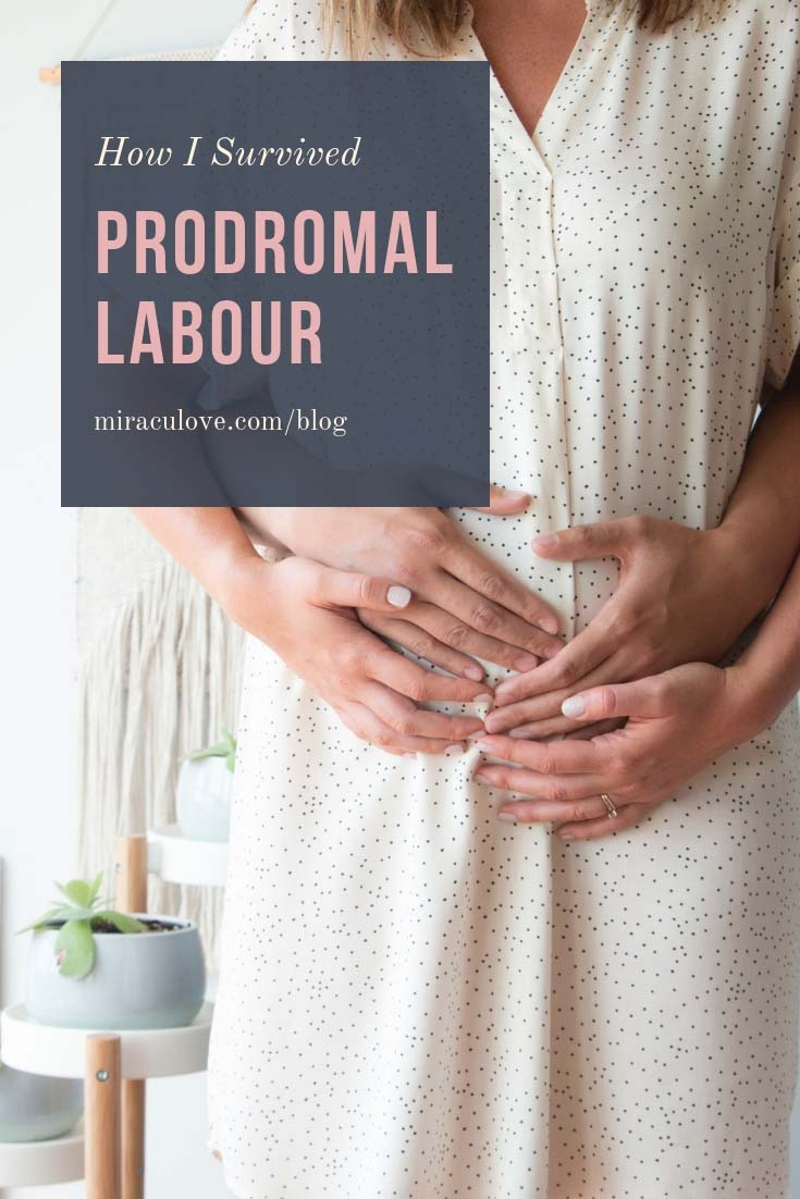 prodromal early labour childbirth pregnancy pain contractions