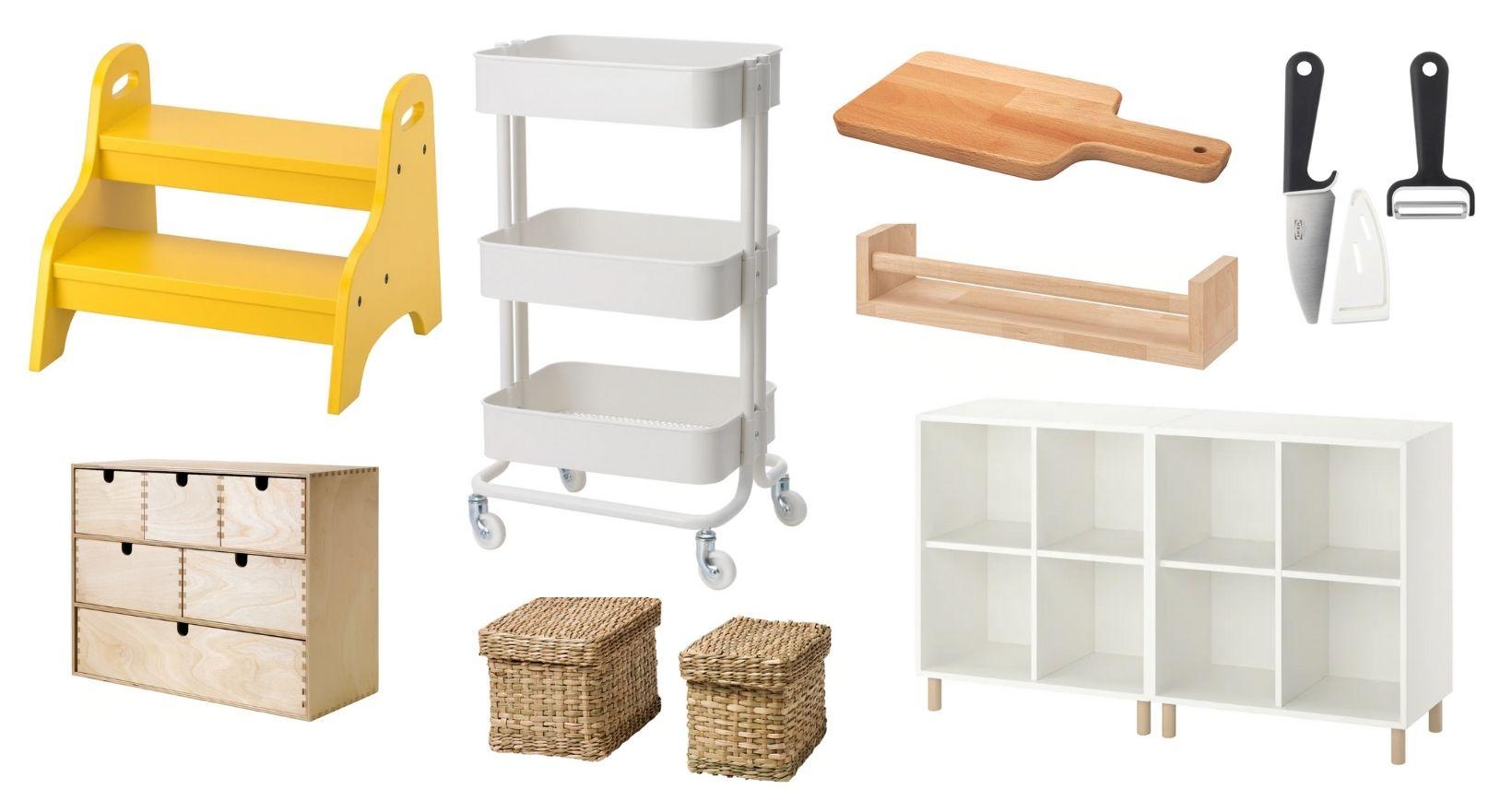 IKEA Montessori Top Picks for a Practical & Child-friendly Home