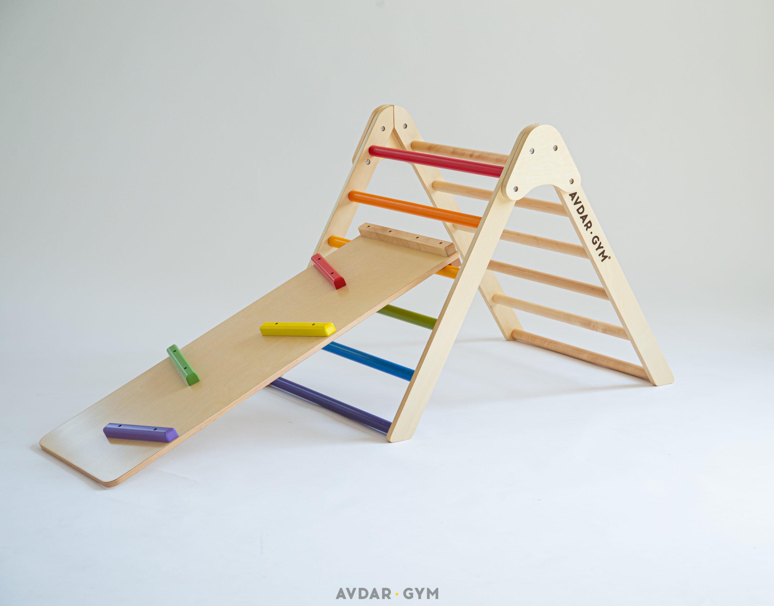 Singapore Luna Play Avdar Pikler Triangle
