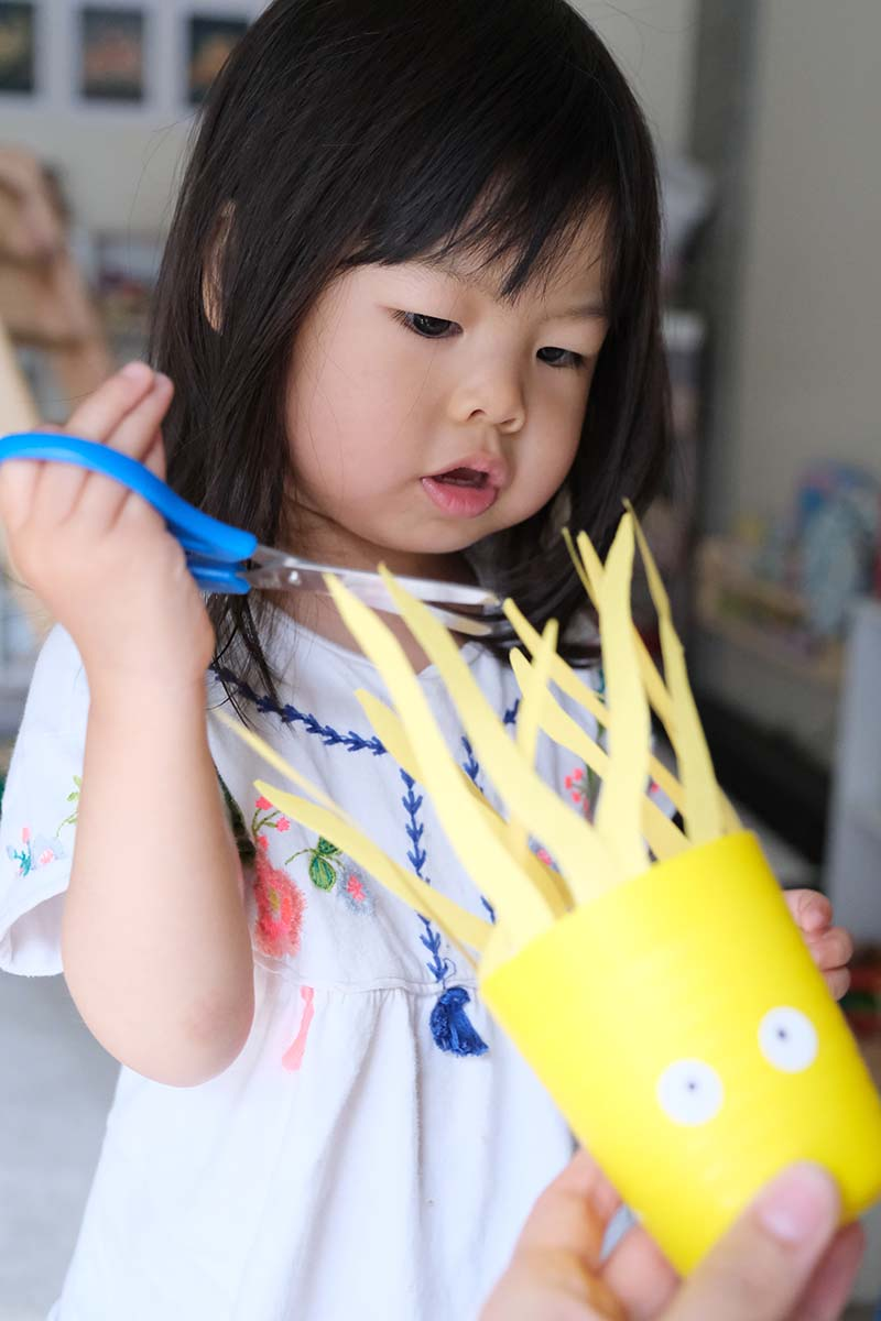 10+ Fun & Creative Scissors Cutting Activities for Children