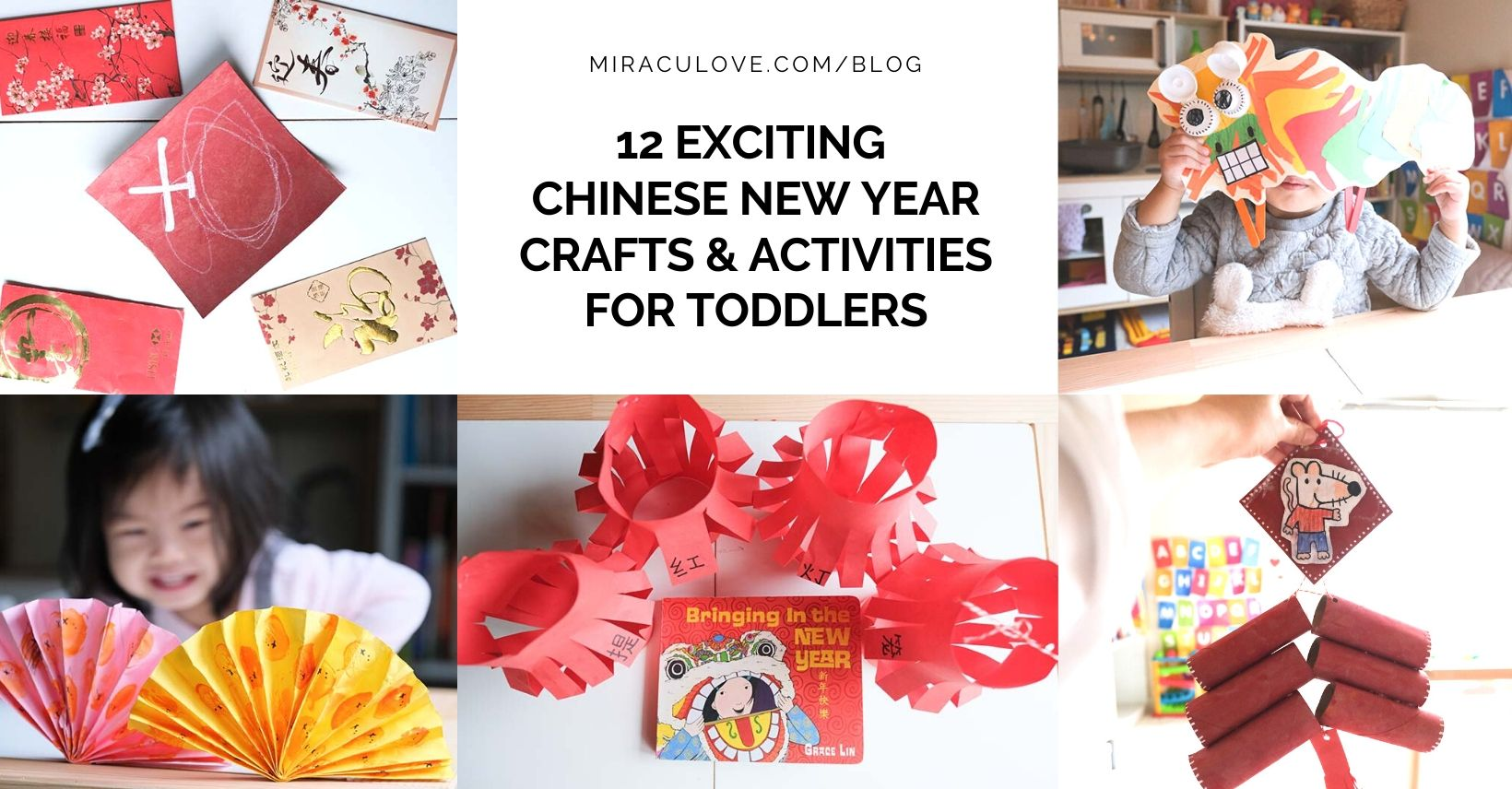 12 Exciting Chinese New Year Crafts and Activities for Toddlers