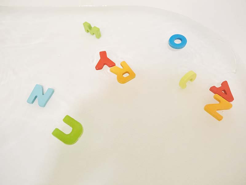 12 Sensory Ideas for Toddlers to Learn Alphabet Letters
