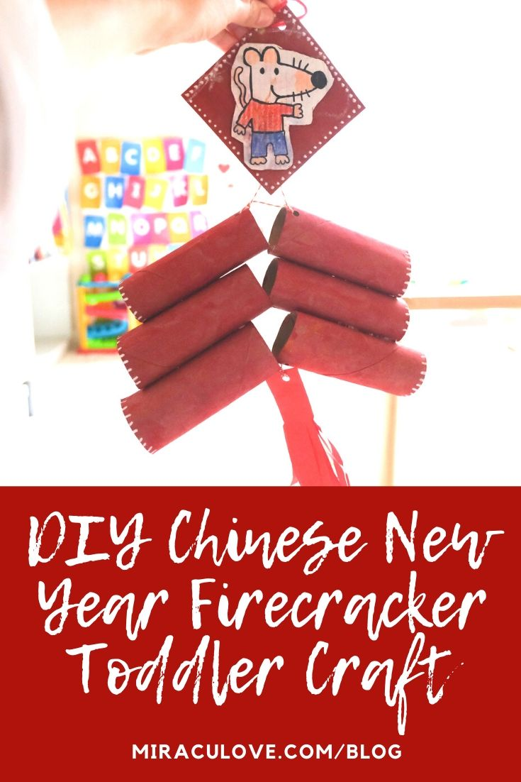 12 Engaging Chinese New Year Toddler Crafts and Activities