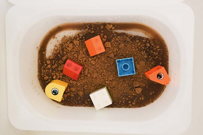 Duplo Bricks Mud Wash for Toddlers