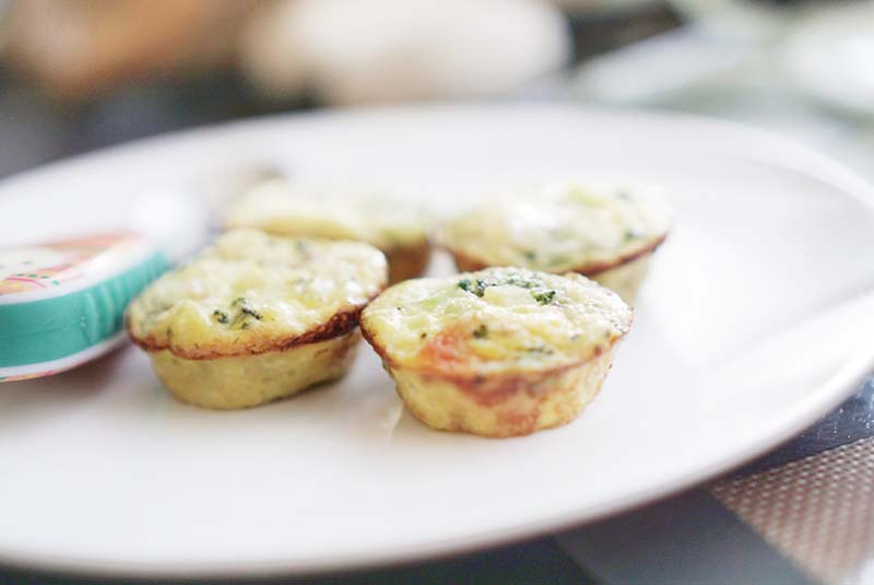 Easy & Healthy Toddler Quiches for Busy Mums