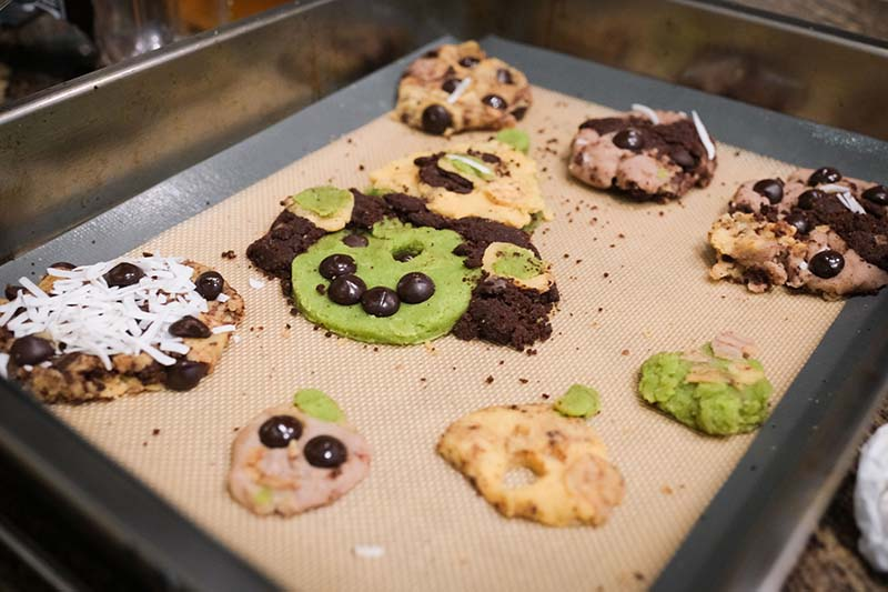Halloween Cookie Decoration Playdate for Preschooler and Toddlers