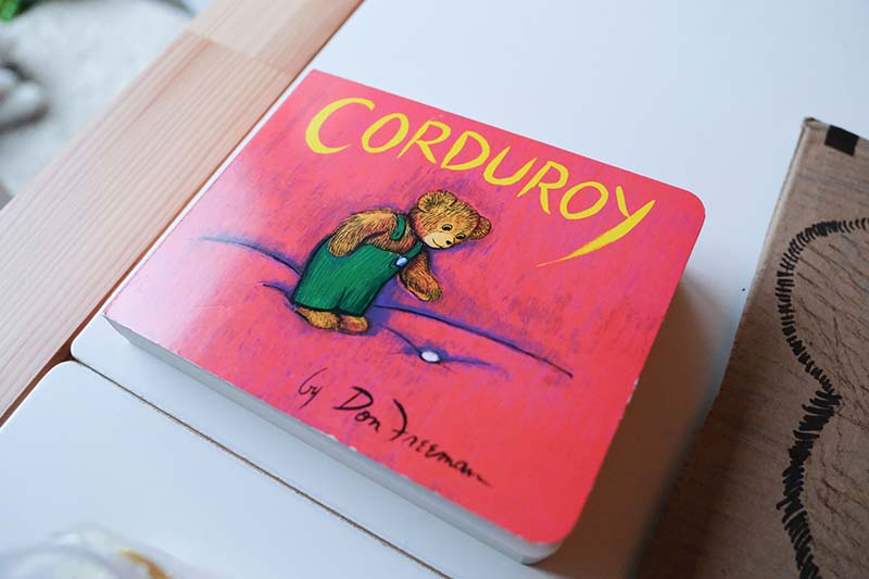 Help Corduroy Find His Lost Button Toddler Activity