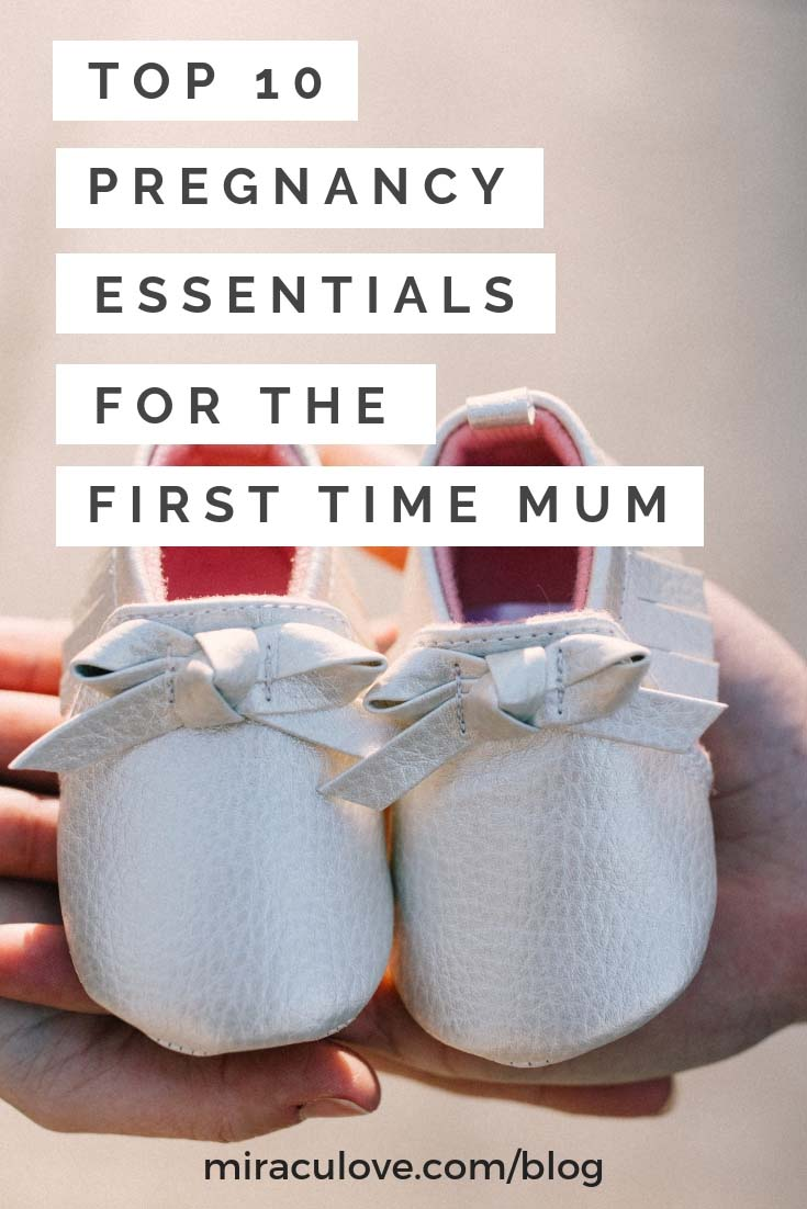 first time mum pregnancy essentials list motherhood baby